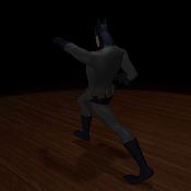 Batman de los 90s-entrenamiento-karate1.png