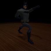 Batman de los 90s-entrenamiento-karate2.png