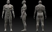 Opiniones de anatomía humana estudio de anatomía en Zbrush-kbt6.jpg