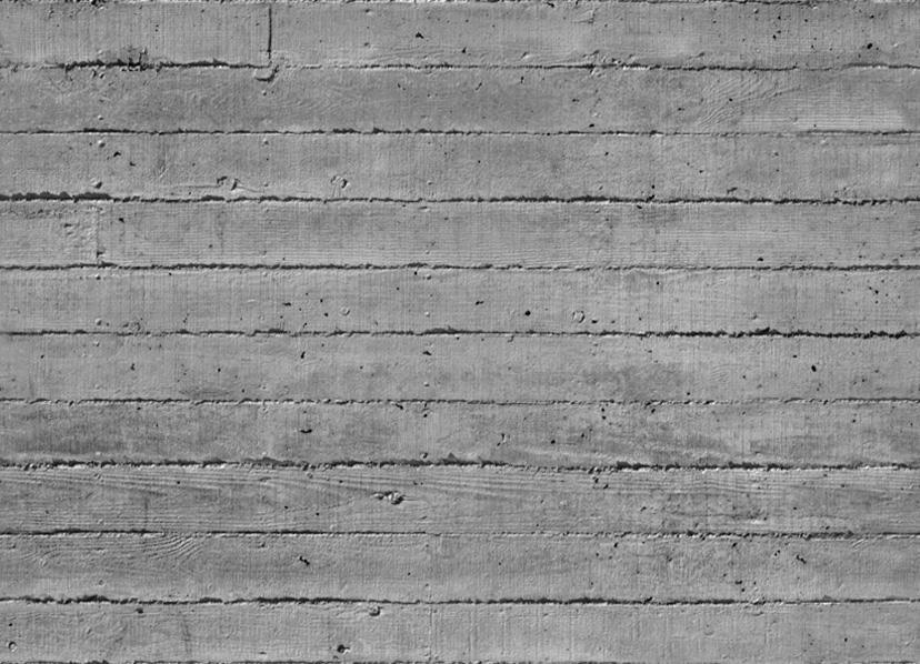 Horizontal Cement Board : Textura hormigon