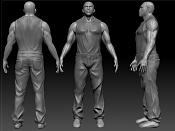 Opiniones de anatomía humana estudio de anatomía en Zbrush-kbt9.jpg