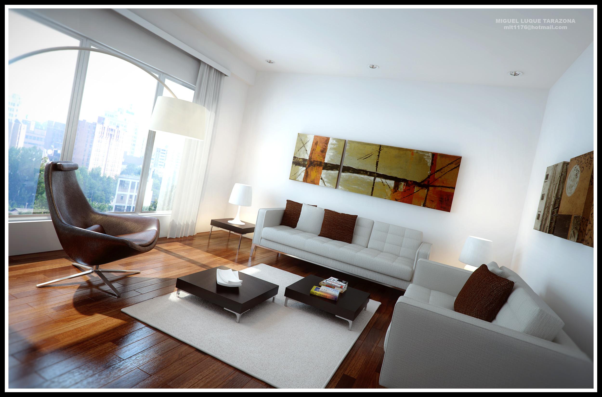 3d y arquitectura virtual interiores for Arquitectura virtual