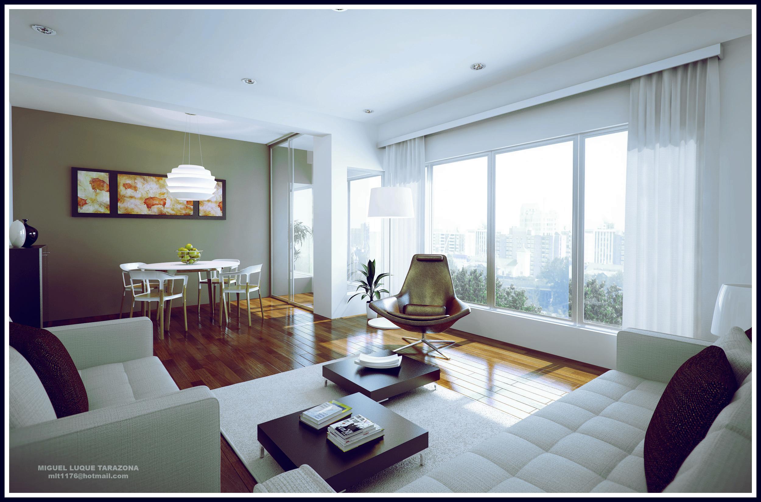 3d y arquitectura virtual interiores for Decoracion de interiores virtual gratis