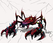 Quiero ilustrar  EdiaN -cangrejo_dragon_1.jpg