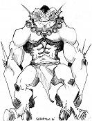 Se buscan renders diseñadores gráficos y 3d animadores para proyecto de MMORPG-reptiliano-base.jpg