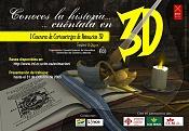 CONCURSO de animacion de Cortos 3D del Quijote-cartel.jpg