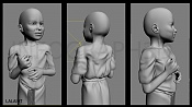Modelado organico  Personaje Tolkien Lalaiht -lalaith08.jpg