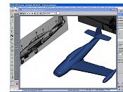 Haciendo el avion Saeta ha 200  para todo el que quiera apuntarse -saetapersp.jpg