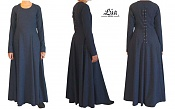 Modelado organico  Personaje Tolkien Lalaiht -vestido-medieval.jpg