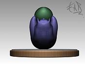 Modelando a Genma Saotome  parte 1 -far216.jpg
