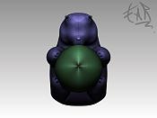 Modelando a Genma Saotome  parte 1 -far218.jpg