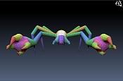 "Modelando ""Cangrejo Dragon""  parte 1 -far231.jpg"