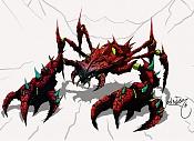 "Modelando ""Cangrejo Dragon""  parte 1 -cangrejo_dragon_prueba_1_by_edian2d-d30o1mm.jpg"