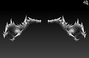 "Modelando ""Cangrejo Dragon""  parte 1 -far242.jpg"