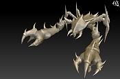 "Modelando ""Cangrejo Dragon""  parte 1 -far255.jpg"