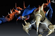 "Modelando ""Cangrejo Dragon""  parte 1 -008.jpg"