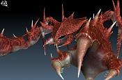 Cangrejo Dragon, por fin terminado   XD-far272.jpg