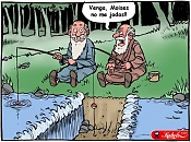 Deja aqui tu chiste, no se admiten devoluciones   -moises_pescando.jpg