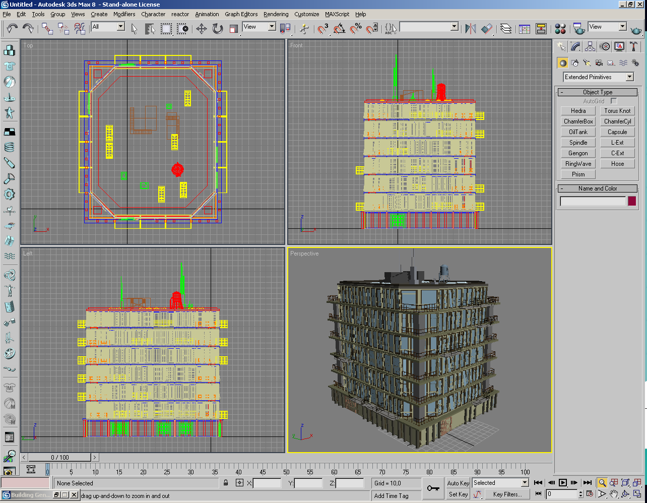 General plugins para crear edificios o ciudades varios for Programa para hacer edificios en 3d