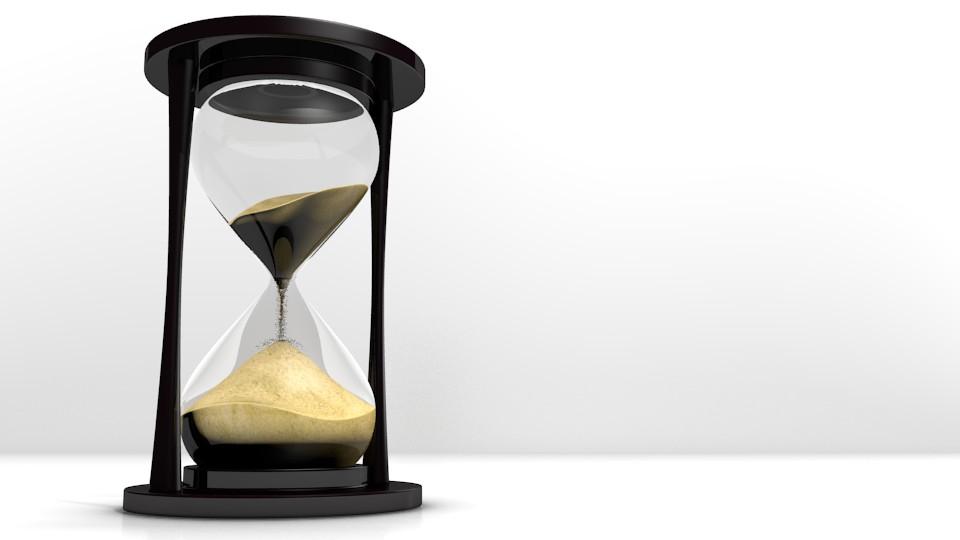 Este es el p ster en movimiento de terminator genisys for Fotos de reloj de arena