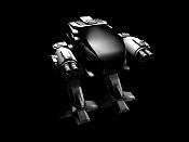 Yo tambien hice al Robot Mecanico :D-robotmecanicofrente.jpg