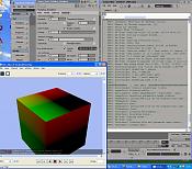 Y ahora YafXSI; renderizar  escenas de XSI con YafaRay -into_xsi.png