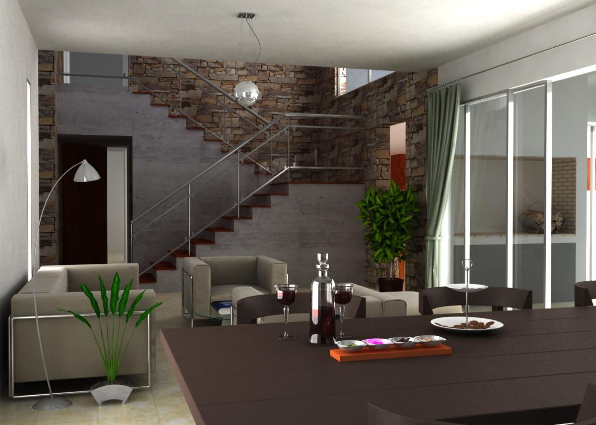 interiores de vivienda