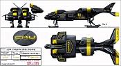 Nave espacial de transporte de tropas   Pelicula aliens  -nave-aliens.jpg