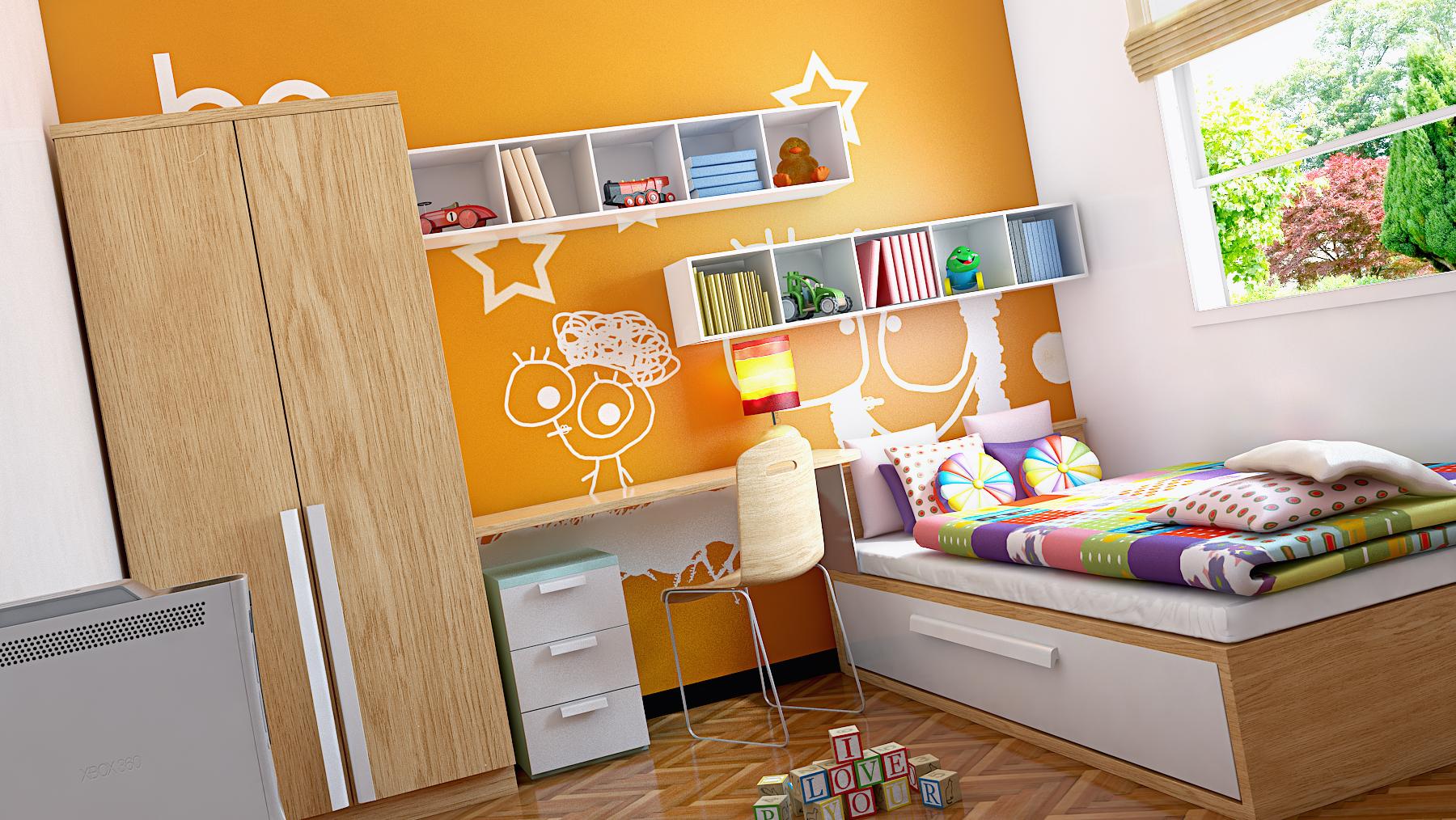 Dormitorio infantil - Dormitorios infantiles granada ...