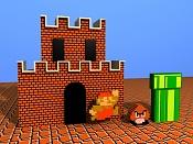 Super Mario Bros  NES  Tiempos aquellos:' -mario008.jpg