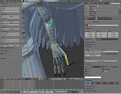 Problema al skinnear segmentos de B-Bones en Blender-brazo_rot1.jpg
