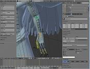 Problema al skinnear segmentos de B-Bones en Blender-brazo_rot2.jpg