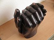 a mano  artesania del siglo pasado -manonegra.-001.jpg