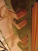 a mano  artesania del siglo pasado -colas-de-remilalno3..jpg