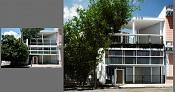 Practica de Render exterior - Casa Curutchet-foto-2.jpg