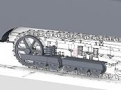 Saint Chamond, otro tanque :-  Frances de la 1ª Guerra Mundial-wip-rodaje.jpg