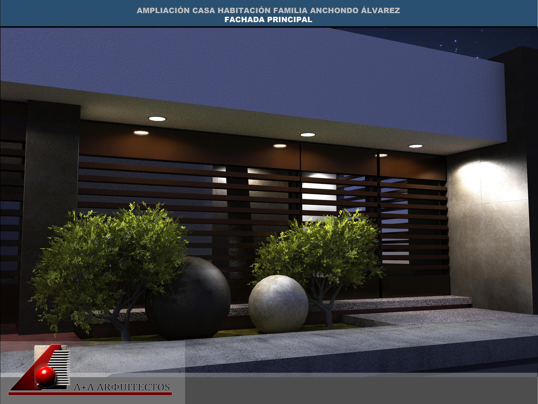 Lightwave iluminacion nocturna exterior - Casa de iluminacion ...