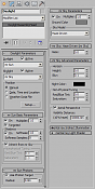 Taller de Foto realismo - Mental RaY-daylight-parameters.png