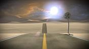 Pronto Carretera En El Desierto-desierto.jpg