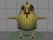 Corto de animacion: Cuestion de Honor-pollo2.jpg