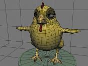 Corto de animacion: Cuestion de Honor-pollo3.jpg