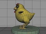 Corto de animacion: Cuestion de Honor-pollo4.jpg