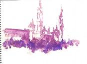 Dibujos rapidos , Bocetos  y apuntes  en papel -el-pilar-3.jpg