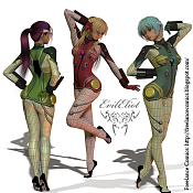 Evangelion plugSuits for Poser and Daz V4a4G4-plugsuittest02_mari_002_by_evileliot-d3ek4sw.png