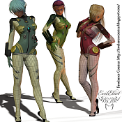 Evangelion plugSuits for Poser and Daz V4a4G4-plugsuittest02_mari_001_by_evileliot-d3ek4om.png