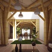 Casa de Guadua - Interior-03-cm-patio-interior.jpg