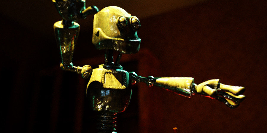 Julio the robot sings-klatkah.jpg