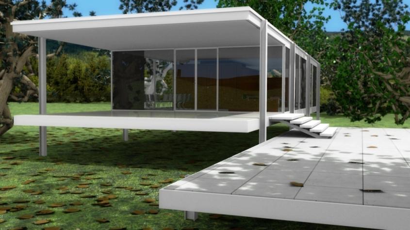 Blender casa farnsworth - Casa farnsworth ...