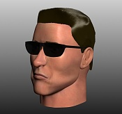 Modelado cabeza Terminator  arnold Swarzenneger   T-101 -perspectiva_perfil.jpg