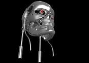 Modelado cabeza Terminator  arnold Swarzenneger   T-101 -avance_02.jpg